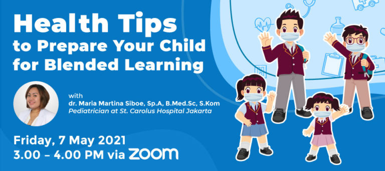Health Tips to Prepare Your Child for Blended Learning