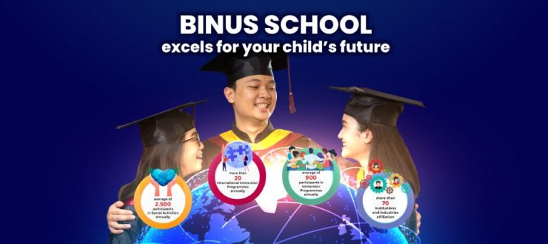 BINUS SCHOOLS - Excels for Your Child's Future